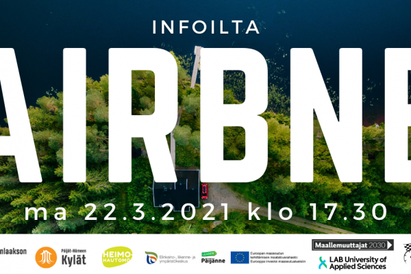 AIRBNB -infoilta