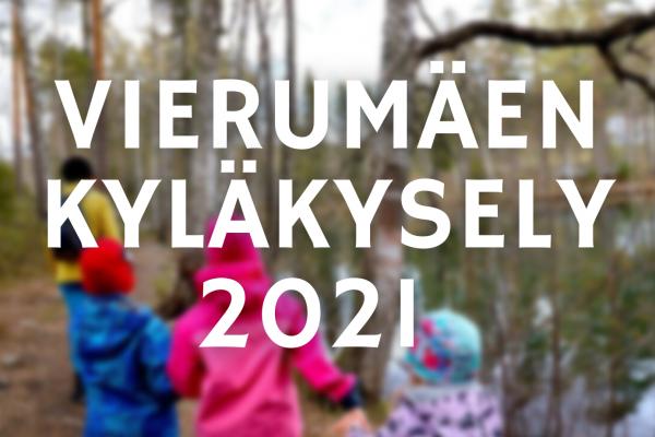 Vierumäen kyläkysely 2021